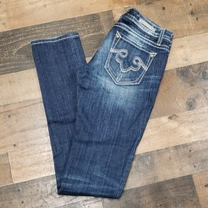 Re Rock for Express Skinny Sz 2 R